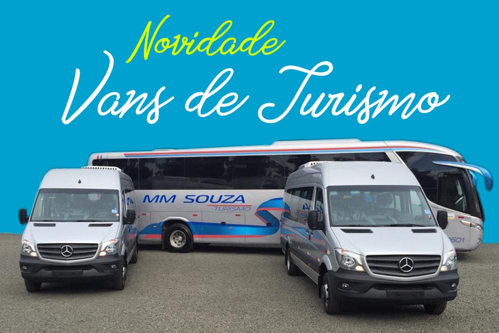 Vans de Turismo